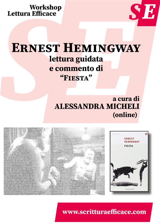 Workshop Hemingway